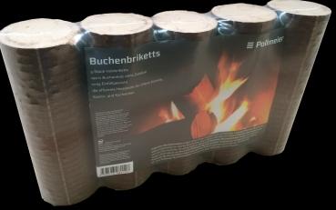 960 kg Buchenbriketts Pollmeier