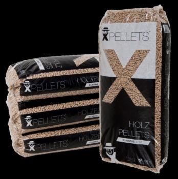 X-Pellets 975 kg HD Qualität
