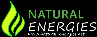 Natural Energies - Holzbriketts-Logo